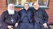 Archpriest Stefan Pavlenko & Protodeacon Sergei Shoomiloff
