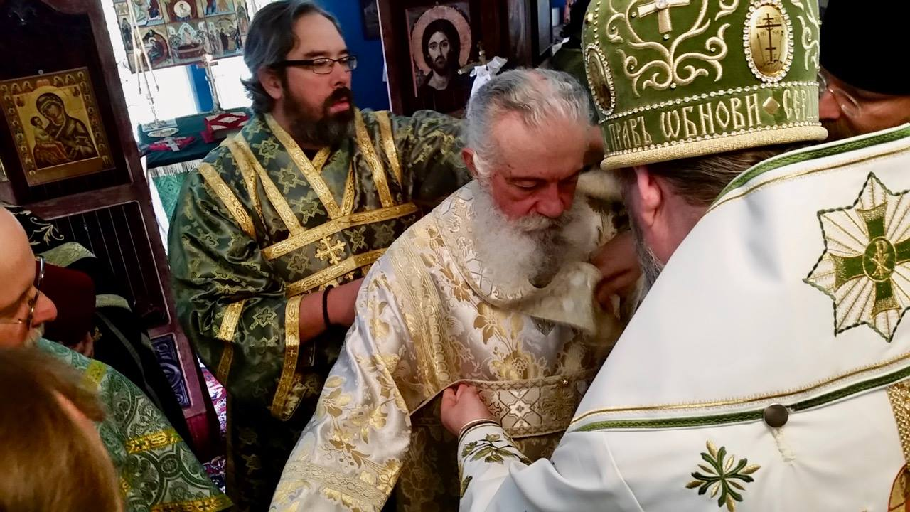 Western american diocese saint silouan monastery sonora ca for Anthony s italian cuisine sacramento