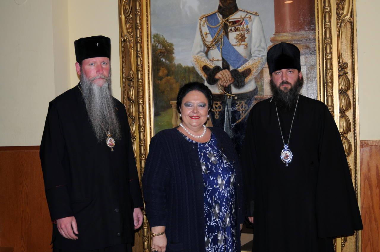 Western american diocese 25 years the clergy and faithful of the in 2003 he was a member of the first official delegation of the russian orthodox church outside of russia visiting russia to meet with his holiness kristyandbryce Image collections
